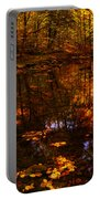 Autumn Reflection Portable Battery Charger