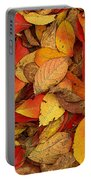 Autumn Remains Portable Battery Charger