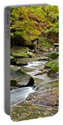 Autumn River Portable Battery Charger