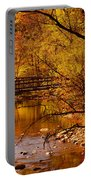 Autumn Scene Portable Battery Charger