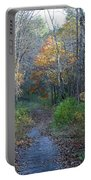 Autumn Silence No.2 Portable Battery Charger