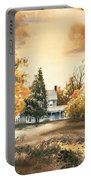 Autumn Sky No W103 Portable Battery Charger