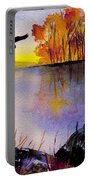 Autumn Sonata Portable Battery Charger