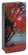 Autumn Splendor Portable Battery Charger