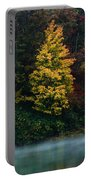 Autumn Splendor Portable Battery Charger by Shane Holsclaw