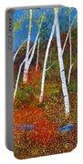 Autumn Splendour Portable Battery Charger