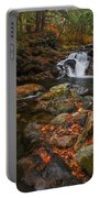 Autumn Streams In Tamworth Portable Battery Charger