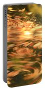 Autumn Swirl Portable Battery Charger