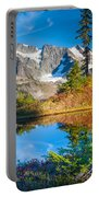 Autumn Tarn Portable Battery Charger