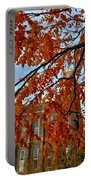 Autumn Temple Portable Battery Charger