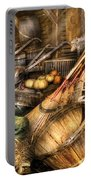 Autumn - This Years Harvest Portable Battery Charger by Mike Savad