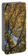 Autumn Tree Portable Battery Charger