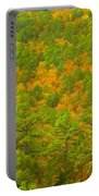 Autumn Treescape Portable Battery Charger