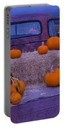 Autumn Truck Portable Battery Charger