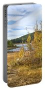 Autumn View At Spooner Portable Battery Charger