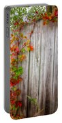 Autumn Vines Portable Battery Charger