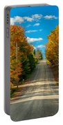 Autumn Wandering Portable Battery Charger