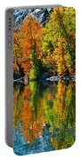 Autumn's Beauty Reflected Portable Battery Charger
