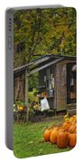 Autumn's Bounty Portable Battery Charger