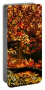 Autumn's Glory Portable Battery Charger by Anne Gilbert