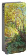 Autumn's Glow Portable Battery Charger