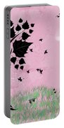 Autumn's Kiss Portable Battery Charger
