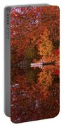 Autumn's Reflection Portable Battery Charger