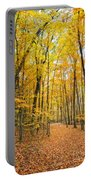 Autumn's Splendor Portable Battery Charger