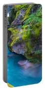 Avalanche Creek Gorge Portable Battery Charger
