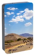 Avenue Of The Dead Portable Battery Charger