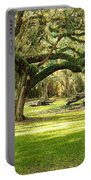 Avery Island Oaks Portable Battery Charger