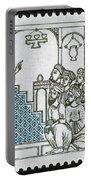 Avicenna, (ibn-sina) Portable Battery Charger