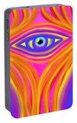 Awakening The Desert Eye Portable Battery Charger