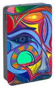 Awakening To Thy True Self Portable Battery Charger