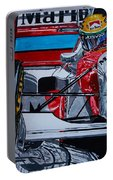 Ayrton Senna Monaco 93 Portable Battery Charger