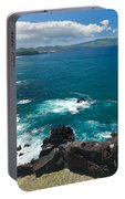 Azores Islands Ocean Portable Battery Charger