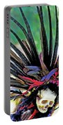 Aztecan Ceremony 15 Portable Battery Charger