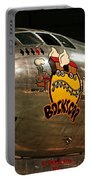 B-29 Bockscar Portable Battery Charger