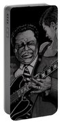 B B King Portable Battery Charger