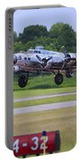 B17 Bomber Taking Off Portable Battery Charger