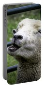 Baa Baa Black Sheep Portable Battery Charger