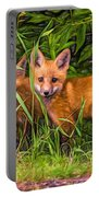 Babes In The Woods 2 - Paint Portable Battery Charger