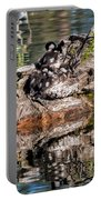Baby Buffleheads Portable Battery Charger