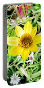 Baby Daisy Portable Battery Charger