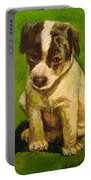 Baby Jack Russel Portable Battery Charger