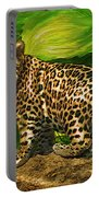 Baby Jaguar Portable Battery Charger