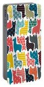 Baby Llamas Portable Battery Charger