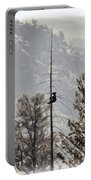 Baby Tree Hugger Portable Battery Charger