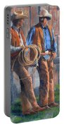 Back At The Ranch Portable Battery Charger