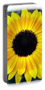 Back Forty Sunflower Portable Battery Charger